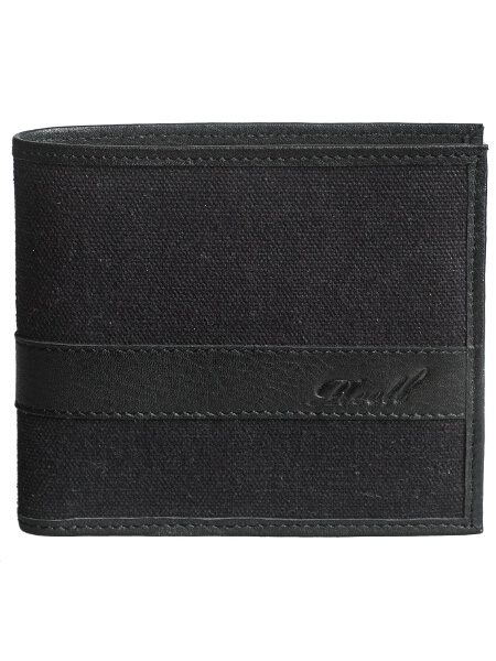 REELL CANVAS WALLET