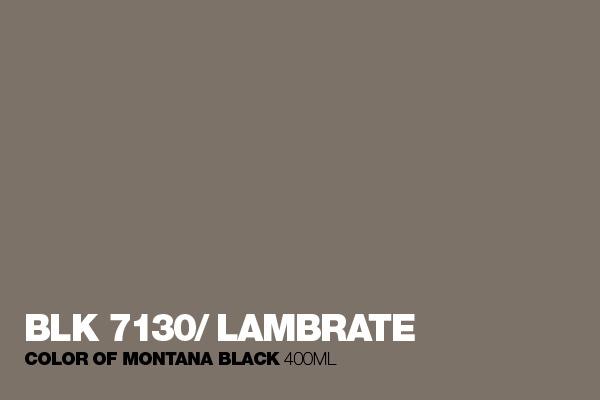 MONTANA BLACK CANS