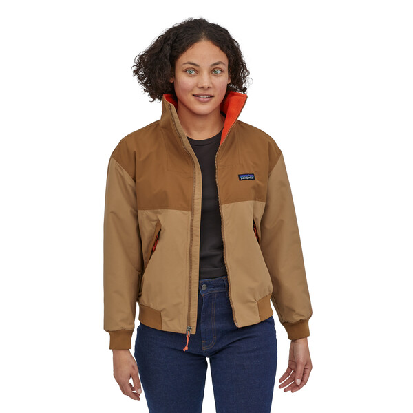 PATAGONIA W'S SHELLED SYNCH JKT