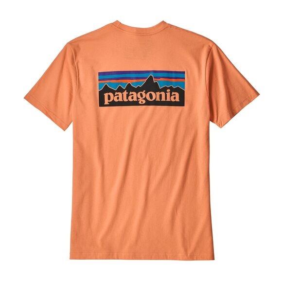 PATAGONIA M´s P-6 LOGO