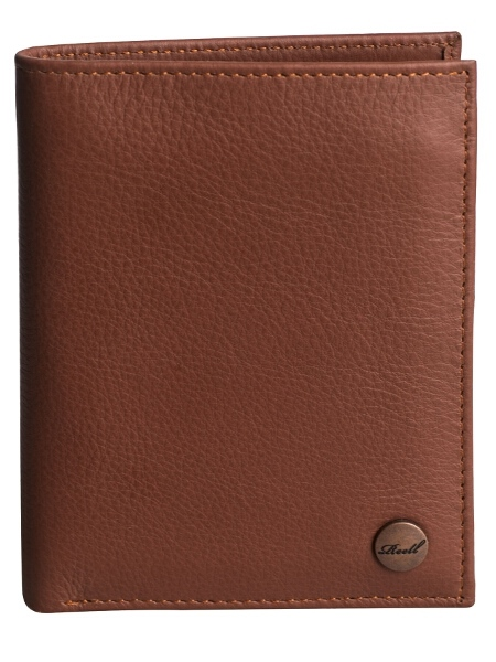 REELL CLEAN LEATHER WALLET