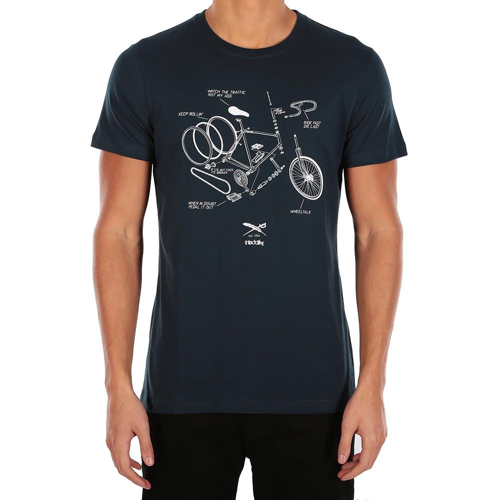 IRIEDAILY Bikeplosion Tee