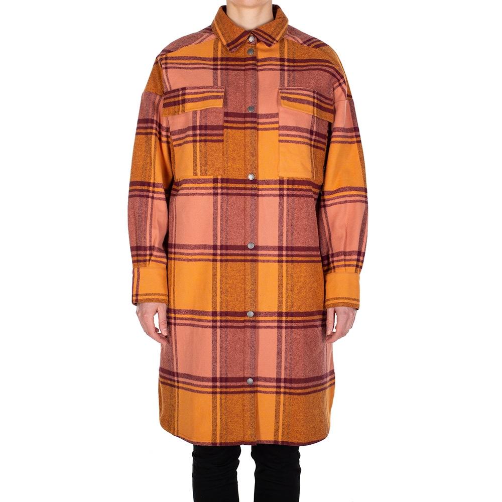 IRIEDAILY Checky Shirt Jacket
