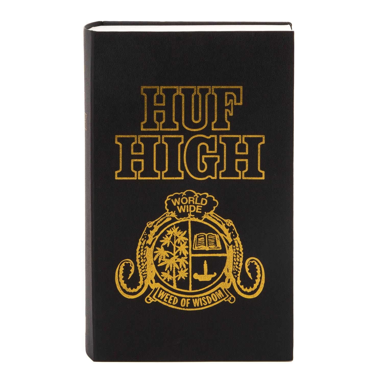 HUF HUF HIGH BOOK STASH