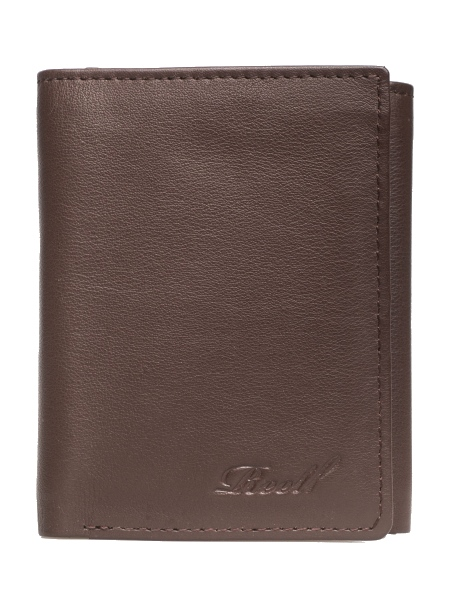 REELL MINI TRIF.LEATHER WALLET