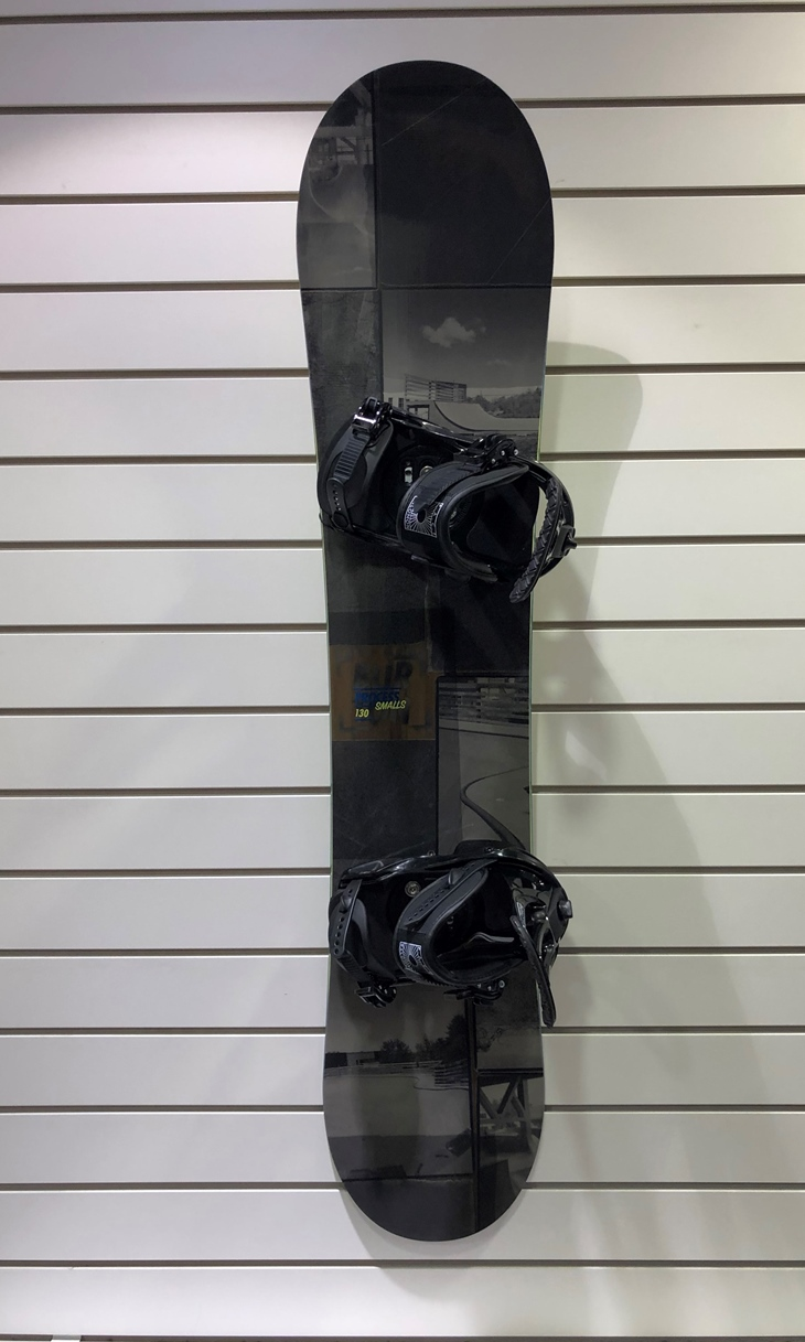 FUHRER  KIDS COMPLETE SNOWBOARD