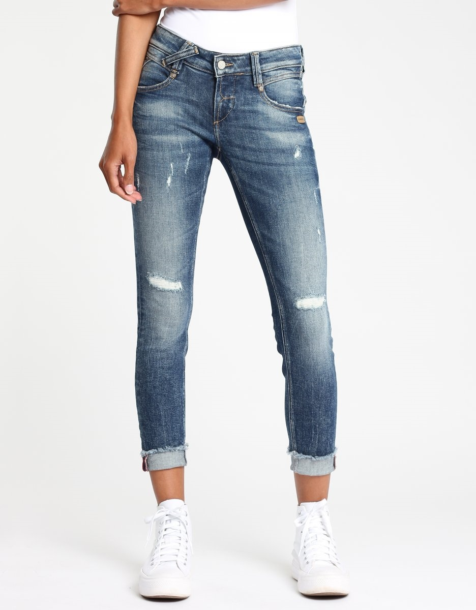 GANG NENA CROPPED SKINNY FIT