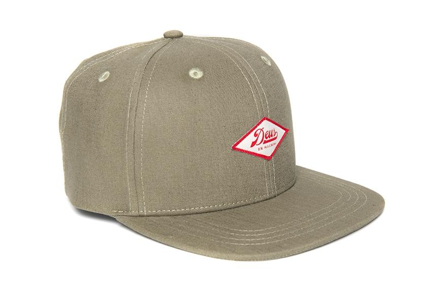 DEUS HEMP BASEBALL CAP