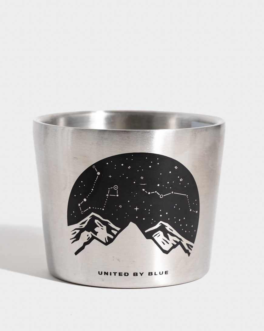 UNITED BY BLUE LUNAR MOUNTAIN  CUP