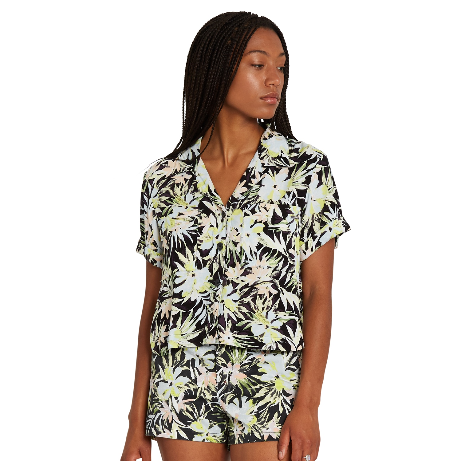 VOLCOM CANT BE TAMED SS